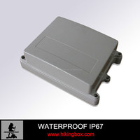 IP 67 plastic box enclosure electronic for PCB&LED