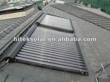 high quality 70mm Metal Glass Vacuum Heat Pipe solar collector