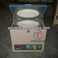 Protech high quality crucible muffle dc electric arc furnace