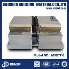 aluminium floor neoprene expansion joint