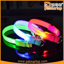 New Design Flashing LED Dog Collar TZ-PET2110
