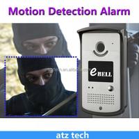 ATZ eBELL 720P Doorbell Smartphone Password Video Door Phone Outdoor Installation of Doorbell