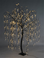 led willow tree, led weeping willow tree lighting, artificial weeping willow tree