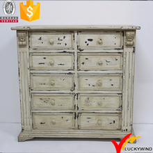 Reproduction Fsc Wood Cabinet Shabby chic vintage antique furniture