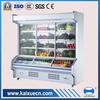 display counter freezer for restaurant