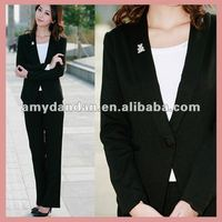 fashion newest Womens Formal suit