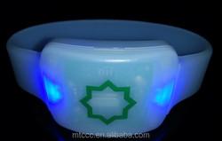 Alibaba wholesale colorful led light bracelet promotional gift items