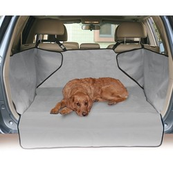 Pet Dog Barrier Cargo Cover SUV Rear Cargo Liner Cover Dog Pet Bed