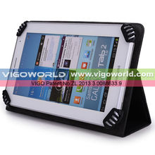 Universal Book Style Cover Case with Built-in Stand [Accord Series] for Dell Venue 7 tablet