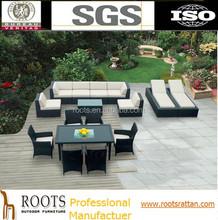 new Beautiful Outdoor Patio Wicker Furniture 29 pc Sofa, Dining & Lounge SetBeautiful Outdoor Patio Wicker Furniture 29 pc Sofa,