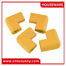 NBR rubber soft baby safe corners protector for furniture sharp corner
