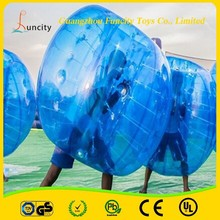 Exciting Sport Games Belly Bubble Ball/Inflatable Belly Bumper Ball/Zorbing Bubble Ball
