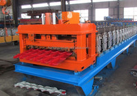 Color roof tile roll forming machine lione ---high speed