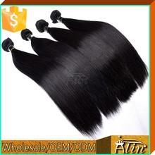100% Virgin 5A grade brazillian hair bundles,brazilian straight hair