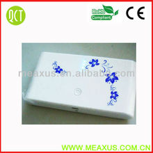 High Quality 20000 mah Universal Power Bank, USB External Battery Charger Double USB Output and Oriental Flower