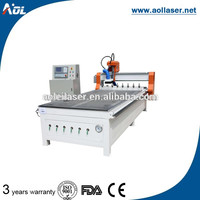 AOL-1325 wood door and furniture engraving cnc router machine price