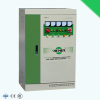 2015 new product full automatic AC voltage regulator