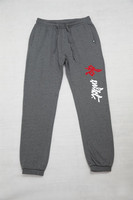 Long Hippie Fleece Man Trousers