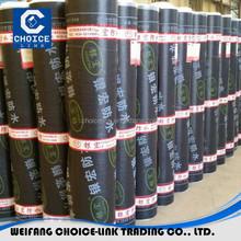 SBS waterproof membrane modified bitumen 3mm,4mm