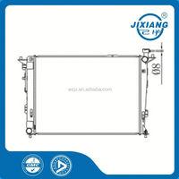 Brazing radiator /toyota innova radiator /mechanical radiator For Hyundai CORE SIZE :670*378*16 OEM :25310-2B400