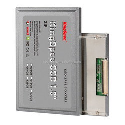 KingSpec SSD 8GB 1.8 inch ZIF (IDE 40pin) Hard Drive for ACER Aspire1 110