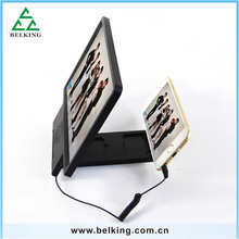 Wired High Clear 3D Enlarged Mobile Phone Screen Holder Stander, For Cellphone Big Screen Enlarged Holder With Speaker