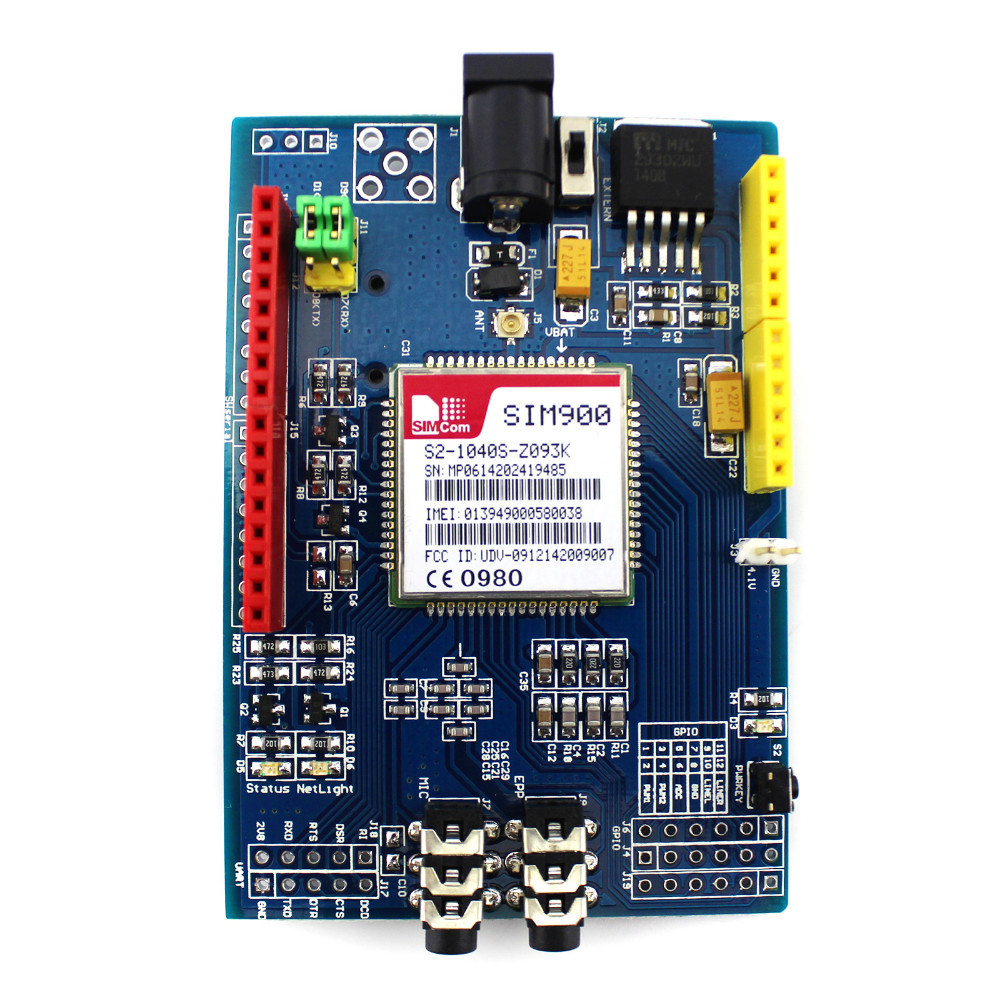 Arduino gsm library sim900 download