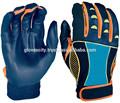 Del logotipo del Club de cuero guantes de bateo del béisbol