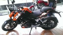 2014 KTM 200 DUKE