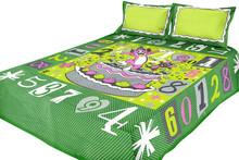 100% Cotton Reactive Printed Modern Design kids cotton bedsheet fabric for kids bedsheet , children bed sheet