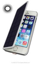 Solar Power Case Bank for smart phone