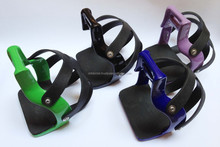 New Horse Riding / Racing Cage Stirrups (Colored) - Metal Stirrups - All Colors Available