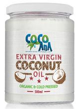 Extra Virgin Organic Coconut Oil - COCO ANA