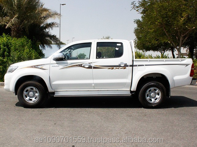 Toyota Hilux Double Cabin 4x4 2015ym Brand New Full