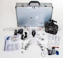 Brand New Walkera QR X350 w/ Devo F7DS Remote +Aluminum Case +GoPro FPV Kit + WiFi Camera - GPS RC Drone
