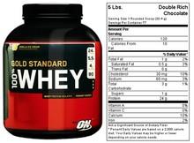 Optimum Nutrition Gold Standard 100% Whey Protein, Cookies N' Cream