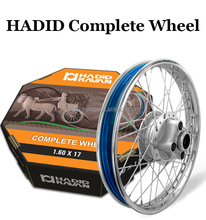 Motorcycle Complete Wheel Size 160*17 For Iran Market