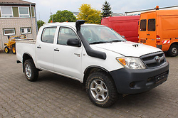 Used Toyota HiLux 4x4 Double Cab Pick Up - Left Hand Drive - Stock no: 13095