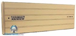 SUNDOWN AUDIO SAZ-5000D AMP MONOBLOCK 5000W RMS SUBWOOFERS SPEAKERS AMPLIFIER