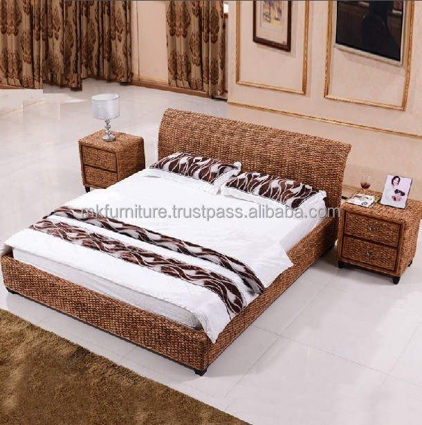 buy bedroom set rattan furniture home furniture product on