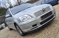 USED CARS - TOYOTA AVENSIS 2.2 TURBO (LHD 6118)
