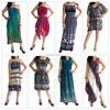 Fashion Bangkok Dress rayon summer beach elegant dress wholesales