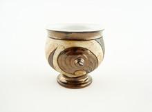 "3"" Handmade Ceramic Small Coffee cup"