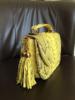 Genuine Reptile Python Snake Leather Shoulder Handbag For Women