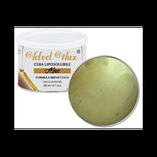 VELVET WAX - Depilatory Wax Fat-Soluble (dermatologically tested) 400 ml - 12 fragrances