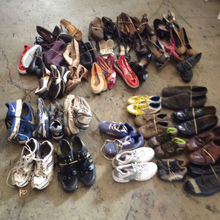 Shoes & Accessories; Used Shoes Grade No. 1