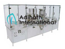 Powder Filling System for Injectable Bottles