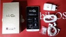 For New LG G3 D855 LTE 32GB Black 13MP GSM Unlocked Android Phone