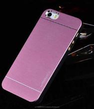 Case for iphone 6 Metal Aluminium Motomo Hard Back Case Cover with logo USA Stock