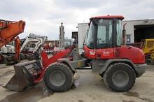 USED MACHINERIES - VOLVO L35 WHEEL LOADER (6087)